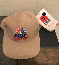 Nike Sports Hat Specialties NBC SPORTS OLYMPICS Tan Khaki Hat Adjustable