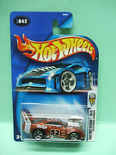 DODGE CHARGER 1970 HOT WHEELS 2003 FIRST EDITIONS BLISTER US 1/64 3 INCHES