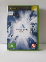 Xbox Torino 2006 Inc Manual