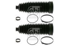 2x Steering Rack Boot Gaiter Front//Right//Left for VW LT 2.3 2.5 2.8 96-06 Febi