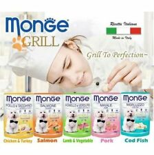 Monge Grill - Dog Food - Cod Fish