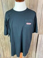 Jerzees Mens Black Thurmans The Deli Best T Shirt Size 2X Short Sleeve