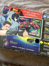 The Batman Villains Of Gotham City Tv Action Game With Wireless Interactive Gear