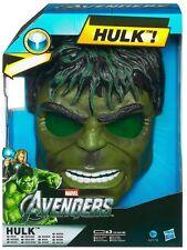 Marvel Avengers HULK Elektronische Light-Up MASKE Leuchten HASBRO Halloween