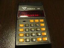 Vintage Voesa 323 Calculator