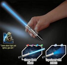 Star Wars Anakin's Mini Lightsaber Science Light Saber Tech Lab LED Gift BIN