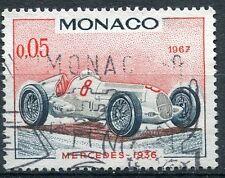 TIMBRE  MONACO N° 710   MERCEDES 1936
