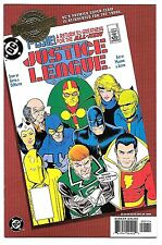 Justice League #1: Millennium Edition (2000 vf/nm 9.0) 1980s relaunch