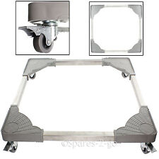 UNIVERSAL Cooker Oven Appliance Wheel Adjustable Trolley Roller Extendable Stand