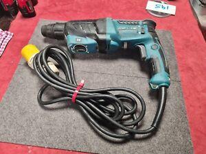 Makita Hr2630 3 Mode SDS+ Rotary Hammer Drill SITE 110V   195