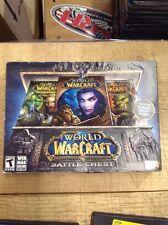 World Of Warcraft Battle Chest Brand New PC MAC