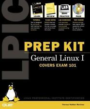 LPIC Prep Kit 101 General Linux 1 : Exam Guide by Theresa Hadden (2000,...