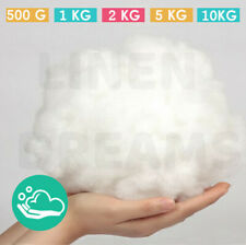 Polyester Fibre Filling Cushion Pillow Teddy Bear Soft Toy Stuffing Wadding