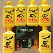 KIT TAGLIANDO 4 LITRI BARDAHL 15W50 T&D FILTRO AREA OLIO CANDELE BMW R 1200 GS