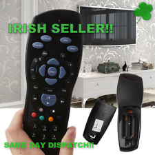 Sky Plus HD Remote Control Latest Model Revision 9 (Batteries included!!) BLK
