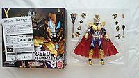 Bandai S.H.Figuarts SHF Ultraman Geed Royal Megamaster Action Figure JAPAN USED