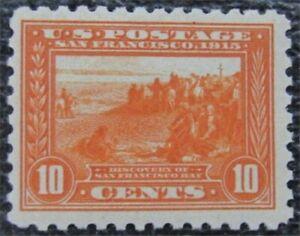 nystamps US Stamp # 404 Mint OG H $725   L23x316