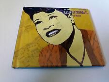 """ELLA FITZGERALD """"LO MEJOR"""" CD + LIBRO BOOK 20 TRACKS COMO NUEVO"""