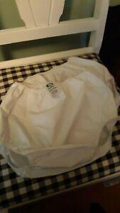 Vintage toddler Gerber Plastic, Vinyl, Rubber Pants RARE size 2-3T. LOT OF 2