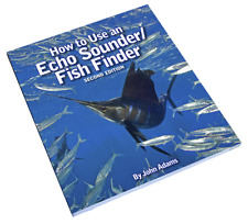 How to use an echo sounder fish finder