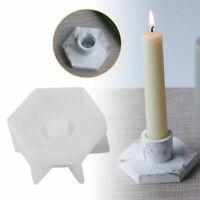Silikon Teelicht Kerzenhalter Form Harz Herstellung Epoxy Form Guss Handwerk DIY