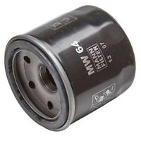 OE Replacement Engine Oil Filter Service Part - MANN MW64
