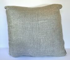 Ann Gish Glaze Metallic Silver Woven Pillow