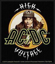 """AC/DC """" High Voltage """" Patch/Aufnäher 602595 #"""