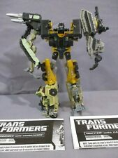 Transformers HUFFER w/ COMBATICONS Power Core Combiners 2010