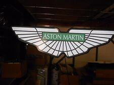 Aston Martin Lighted Signs