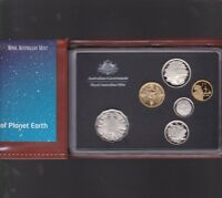 2008 Australia Proof Coin Set in Folder with outer Box & Certificate **