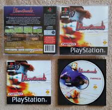 libero grande PS1 Namco / complet . full Fr . rare