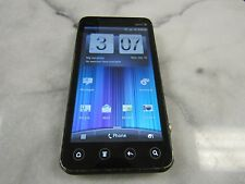HTC EVO 3D - 1GB - Black (Sprint) CLEAN ESN WORKS PLEASE READ 9017