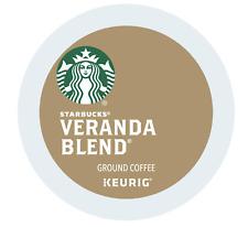 Starbucks Veranda Blend Keurig K-Cups 24 Count Guaranteed Fresh - FREE SHIPPING