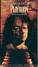 PLAYROOM - Original 1990 Republic Pictures Home Video VHS
