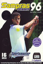 ## Pete Sampras Tennis 96 - SEGA Mega Drive / MD Spiel - TOP ##