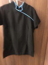 Harveys Salon Wear Black Tunic 14