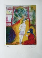 Marc Chagall (after), lithographie Arabian Nights