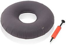 Dr. Fredericks Original Donut Cushion 18 Inflatable Ring Bed Sores Tailbone Pain