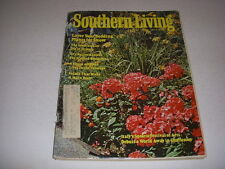 SOUTHERN LIVING Magazine, April, 1977, ITALY'S SPOLETO FESTIVAL OF ARTS, SMOKIES