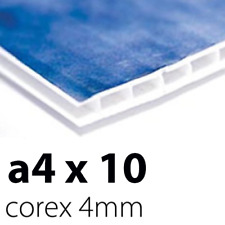 10 x Correx Sign Boards | 4mm A4 | Printed UV Full Colour