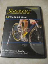 CYCLING DVD Indoor workout Spinervals 7.0 The Uphill Grind climbing training