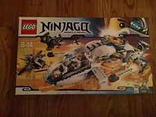 LEGO 70724 NinjaCopter from Ninjago series New in box.