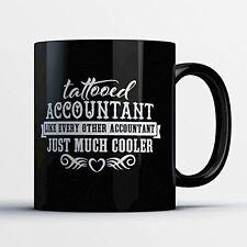 Accountant Mug - Tattooed Accountant