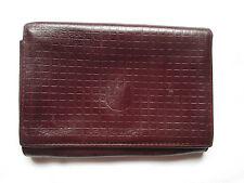 AUTHENTIQUE  portefeuille  VALENTINO cuir vintage