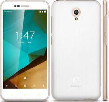 Teléfonos móviles libres de color principal blanco de vodafone con memoria interna de 8 GB