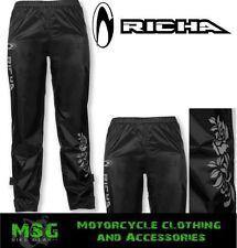 Pantalones Richa color principal negro para motoristas