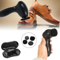 New Quick Shine Shoes Shine Sponge Brush Polish Dust Cleaner Cleaning Tool RS