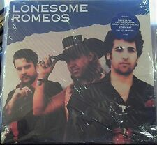 Lonesome Romeos: Self-Titled                            Curb Records
