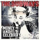 % The Subways - Money and Celebrity 2 disc cd freepost in very good condition